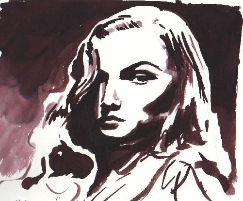 Veronica Lake par CornelieStatiusM